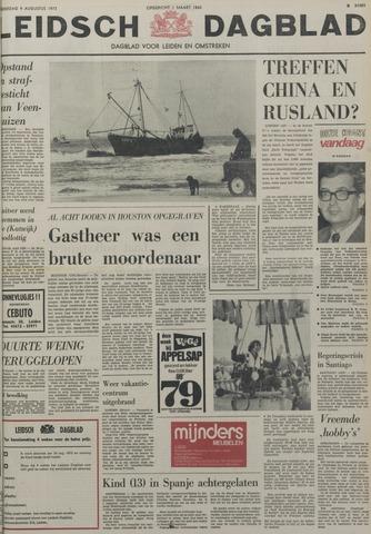 Leidsch Dagblad 1973-08-09