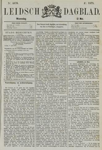 Leidsch Dagblad 1875-05-12