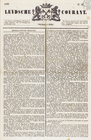 Leydse Courant 1869-06-04
