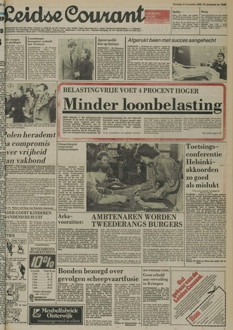 Leidse Courant 1980-11-11