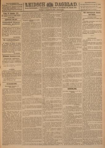 Leidsch Dagblad 1923-09-28