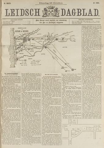 Leidsch Dagblad 1894-10-16