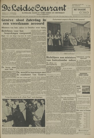 Leidse Courant 1955-07-25