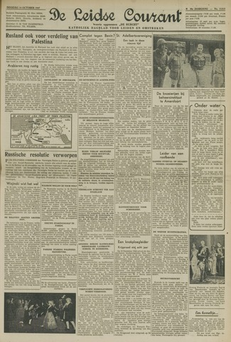 Leidse Courant 1947-10-14