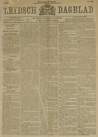 Leidsch Dagblad 1904-04-02