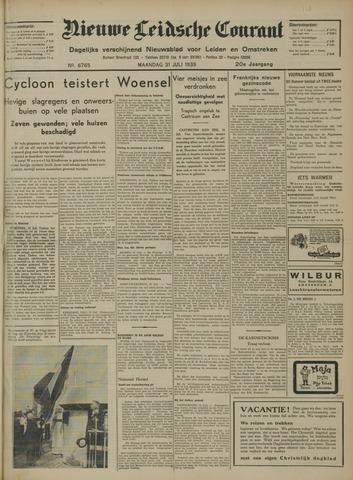 Nieuwe Leidsche Courant 1939-07-31