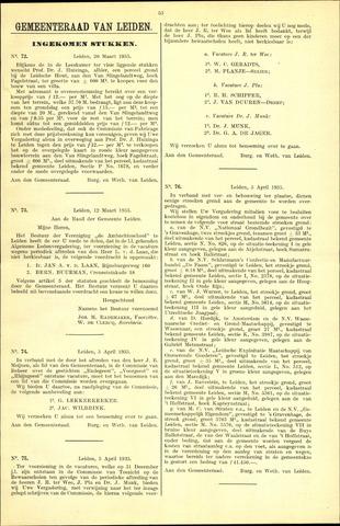Handelingen van de Raad 1935-03-20