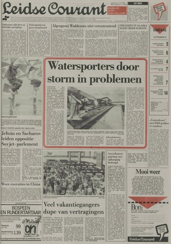 Leidse Courant 1989-07-31