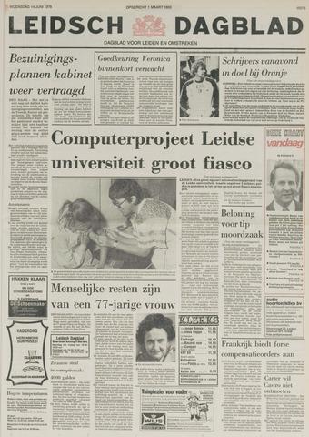 Leidsch Dagblad 1978-06-14
