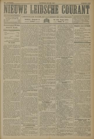 Nieuwe Leidsche Courant 1927-05-28