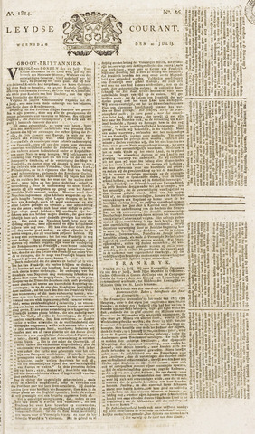 Leydse Courant 1814-07-20