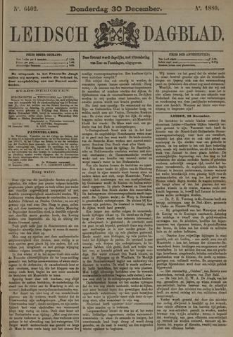Leidsch Dagblad 1880-12-30