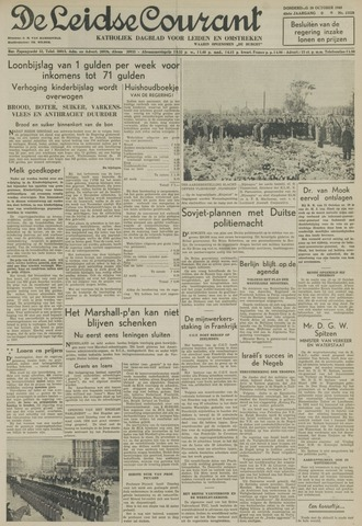 Leidse Courant 1948-10-28