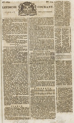 Leydse Courant 1825-09-23