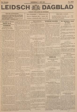 Leidsch Dagblad 1930-06-05