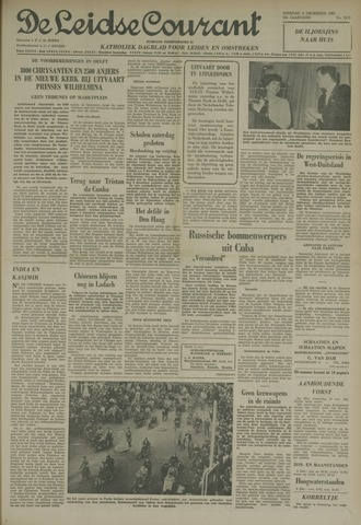 Leidse Courant 1962-12-04