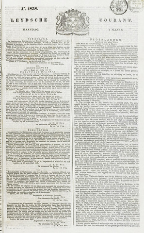 Leydse Courant 1838-03-05