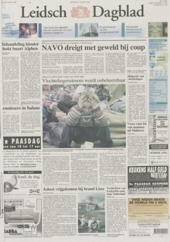 Leidsch Dagblad 1999-04-03