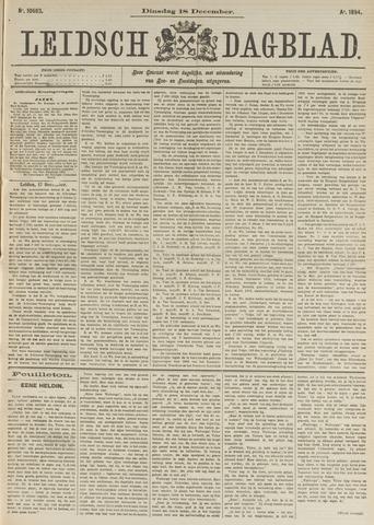 Leidsch Dagblad 1894-12-18