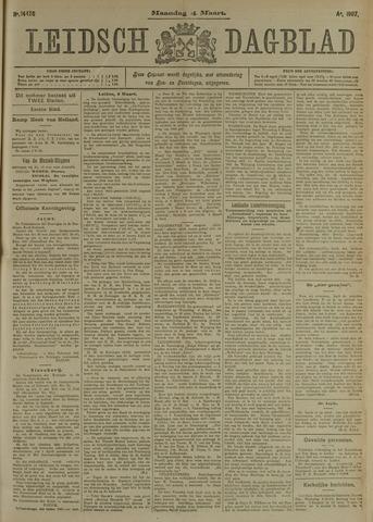 Leidsch Dagblad 1907-03-04