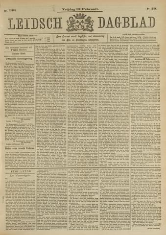 Leidsch Dagblad 1904-02-12