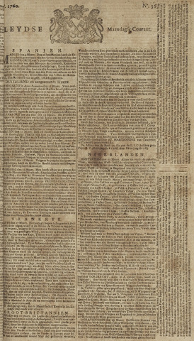 Leydse Courant 1760-03-24