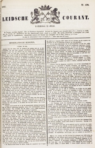 Leydse Courant 1877-07-21