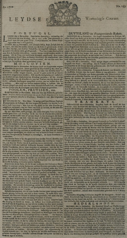 Leydse Courant 1729-12-14