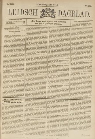Leidsch Dagblad 1893-05-29