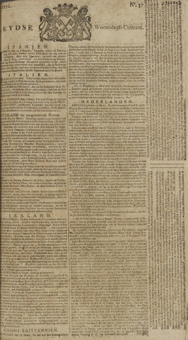 Leydse Courant 1771-03-27