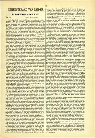 Handelingen van de Raad 1930-07-24