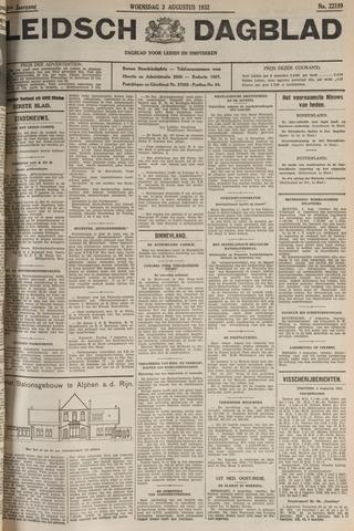 Leidsch Dagblad 1932-08-03