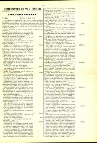 Handelingen van de Raad 1934-06-29
