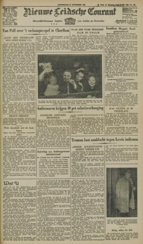 Nieuwe Leidsche Courant 1946-11-21