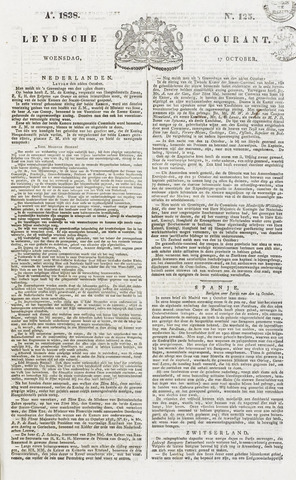 Leydse Courant 1838-10-17