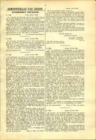 Handelingen van de Raad 1909-07-24