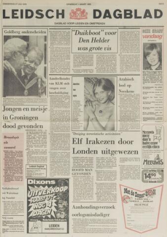 Leidsch Dagblad 1978-07-27