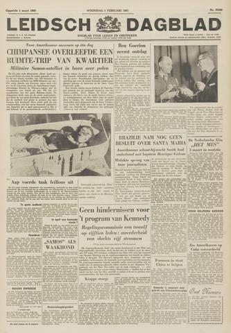 Leidsch Dagblad 1961-02-01