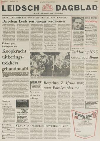 Leidsch Dagblad 1979-10-06