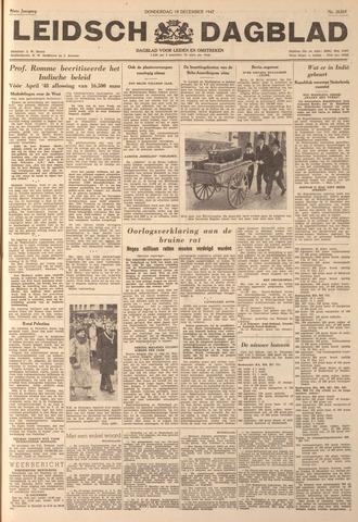 Leidsch Dagblad 1947-12-18