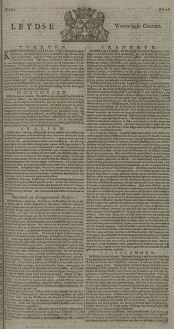 Leydse Courant 1725-02-28