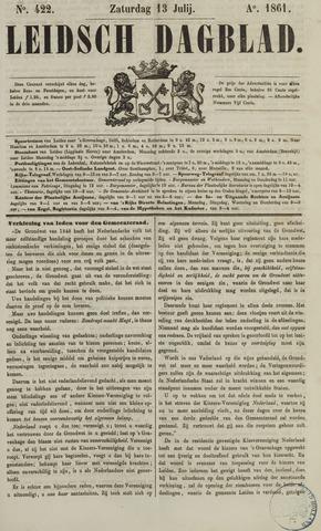 Leidsch Dagblad 1861-07-13