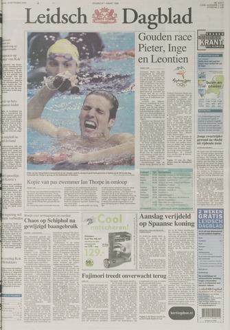 Leidsch Dagblad 2000-09-18