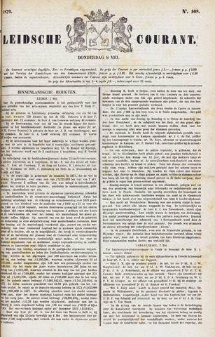 Leydse Courant 1879-05-08