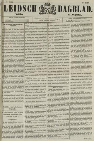 Leidsch Dagblad 1870-08-12