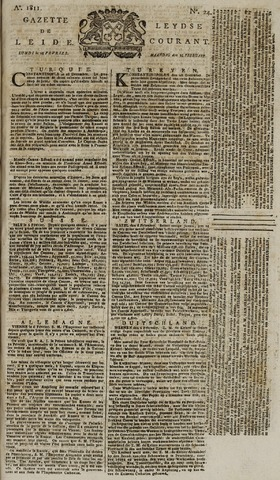Leydse Courant 1811-02-25