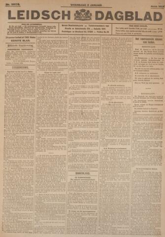 Leidsch Dagblad 1924