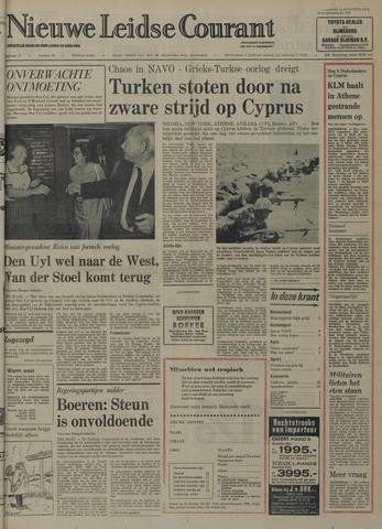 Nieuwe Leidsche Courant 1974-08-15