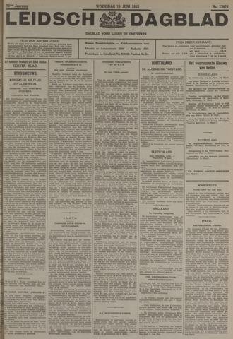 Leidsch Dagblad 1935-06-19