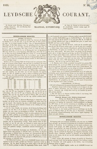 Leydse Courant 1855-02-19